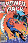 Cover for Power Pack (Marvel, 1984 series) #6 [Canadian]