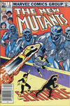 Cover for The New Mutants (Marvel, 1983 series) #2 [Canadian]