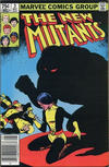 Cover for The New Mutants (Marvel, 1983 series) #3 [Canadian]