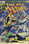 Cover for The New Mutants (Marvel, 1983 series) #6 [Canadian]