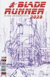 Cover for Blade Runner 2029 (Titan, 2020 series) #1 [Cover B]