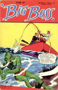 Cover Thumbnail for Big Boss (Arédit-Artima, 1960 series) #50