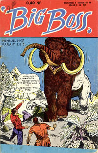 Cover Thumbnail for Big Boss (Arédit-Artima, 1960 series) #51