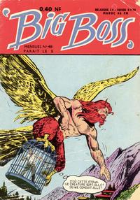 Cover Thumbnail for Big Boss (Arédit-Artima, 1960 series) #48