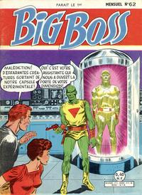 Cover Thumbnail for Big Boss (Arédit-Artima, 1960 series) #62