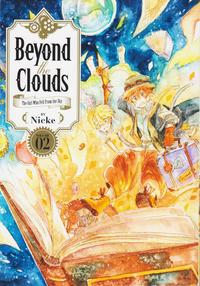 Cover for Beyond the Clouds (Kodansha USA, 2020 series) #2