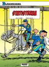 Cover for Blårockarna (Zoom, 2014 series) #[39] - Statisterna