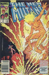 Cover for The New Mutants (Marvel, 1983 series) #11 [Canadian]