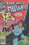 Cover for The New Mutants (Marvel, 1983 series) #13 [Canadian]