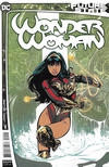 Cover Thumbnail for Future State: Wonder Woman (2021 series) #1 [Joëlle Jones Cover]