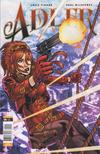 Cover for Adler (Titan, 2020 series) #5 [Cover A - Gary Erskine]