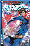 Cover Thumbnail for Future State: Superman of Metropolis (2021 series) #1 [John Timms Cover]
