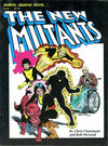 Cover for Marvel Graphic Novel (Marvel, 1982 series) #4 - The New Mutants [Canadian]