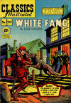 Cover for Classics Illustrated (Gilberton, 1947 series) #80 [HRN 87] - White Fang