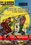Cover for Classics Illustrated (Gilberton, 1947 series) #58 [HRN 114] - The Prairie