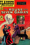 Cover for Classics Illustrated (Gilberton, 1947 series) #52 [HRN 121] - The House of the Seven Gables
