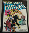 Cover for Marvel Graphic Novel (Marvel, 1982 series) #4 - The New Mutants [Second Printing]