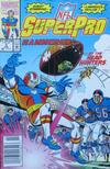 Cover for NFL Superpro (Marvel, 1991 series) #5 [Newsstand]