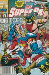 Cover for NFL Superpro (Marvel, 1991 series) #6 [Newsstand]