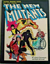 Cover for Marvel Graphic Novel (Marvel, 1982 series) #4 - The New Mutants [Third Printing]