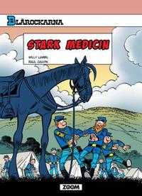 Cover Thumbnail for Blårockarna (Zoom, 2014 series) #[51] - Stark medicin