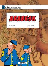 Cover Thumbnail for Blårockarna (Zoom, 2014 series) #[48] - Arabesk