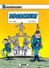 Cover Thumbnail for Blårockarna (Zoom, 2014 series) #[12] - Kosacker!