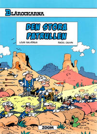 Cover Thumbnail for Blårockarna (Zoom, 2014 series) #[9] - Den stora patrullen