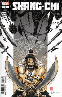 Cover Thumbnail for Shang-Chi (Marvel, 2020 series) #2 [Second Printing]