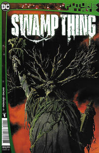 Cover Thumbnail for Future State: Swamp Thing (DC, 2021 series) #1 [Mike Perkins Cover]