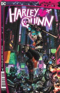 Cover Thumbnail for Future State: Harley Quinn (DC, 2021 series) #1