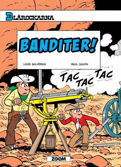 Cover for Blårockarna (Zoom, 2014 series) #[4] - Banditer!