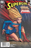 Cover for Supergirl (DC, 2005 series) #12 [Newsstand]