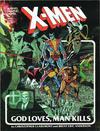 Cover for Marvel Graphic Novel (Marvel, 1982 series) #5 - X-Men: God Loves, Man Kills [Sixth Printing]