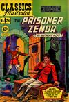 Cover for Classics Illustrated (Gilberton, 1947 series) #76 [HRN 111] - The Prisoner of Zenda