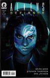 Cover for Aliens: Defiance (Dark Horse, 2016 series) #7