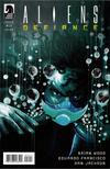 Cover for Aliens: Defiance (Dark Horse, 2016 series) #12