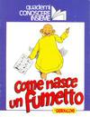Cover for Supplementi a  Il Giornalino (Edizioni San Paolo, 1982 series) #44/1982 - Conoscere Insieme - Come nasce un fumetto