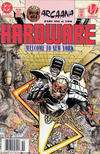 Cover for Hardware (DC, 1993 series) #20 [Newsstand]