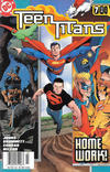 Cover for Teen Titans (DC, 2003 series) #7 [Newsstand]