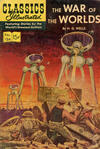 Cover for Classics Illustrated (Gilberton, 1947 series) #124 [HRN 156] - The War of the Worlds