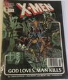 Cover Thumbnail for Marvel Graphic Novel (1982 series) #5 - X-Men: God Loves, Man Kills [Eighth Printing]