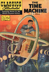 Cover for Classics Illustrated (Gilberton, 1947 series) #133 [HRN 158] - The Time Machine