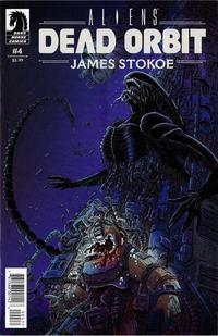 Cover Thumbnail for Aliens: Dead Orbit (Dark Horse, 2017 series) #4