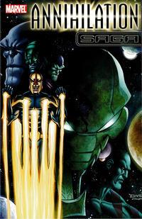 Cover Thumbnail for Annihilation Saga (Marvel, 2007 series)