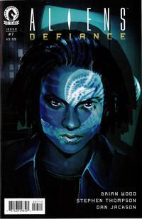 Cover Thumbnail for Aliens: Defiance (Dark Horse, 2016 series) #7