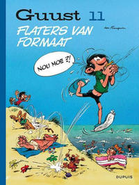 Cover Thumbnail for Guust chronologisch (Dupuis, 2020 series) #11 - Flaters van formaat