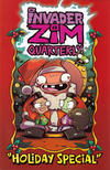 Cover Thumbnail for Invader Zim Quarterly: Holiday Special (2020 series) #1 [Cover A]