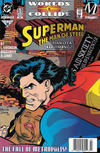 Cover for Superman: The Man of Steel (DC, 1991 series) #35 [Newsstand]