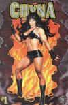 Cover for Chyna (Chaos! Comics, 2000 series) #1 [Premium Edition]